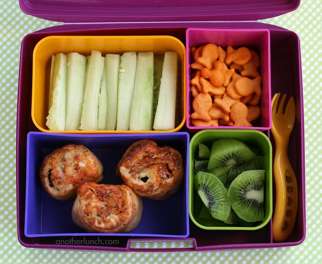 Hidden Mickey Bento Lunch by anotherlunch.com, via Flickr