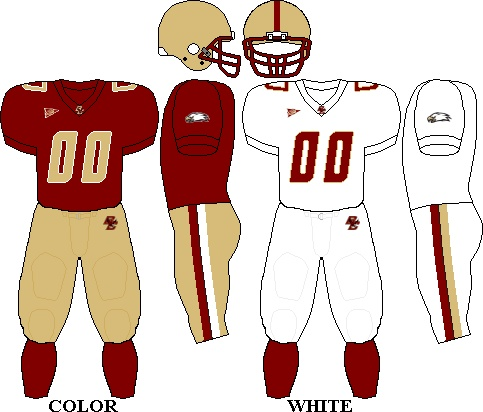 College football uniforms
