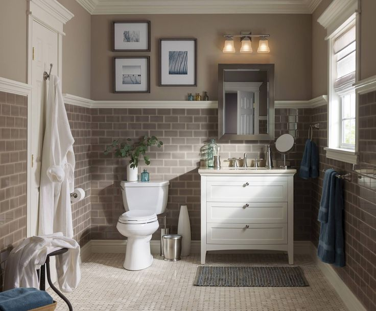 Pretty bath love the neutral colors bathrooms pinterest for Pretty bathrooms