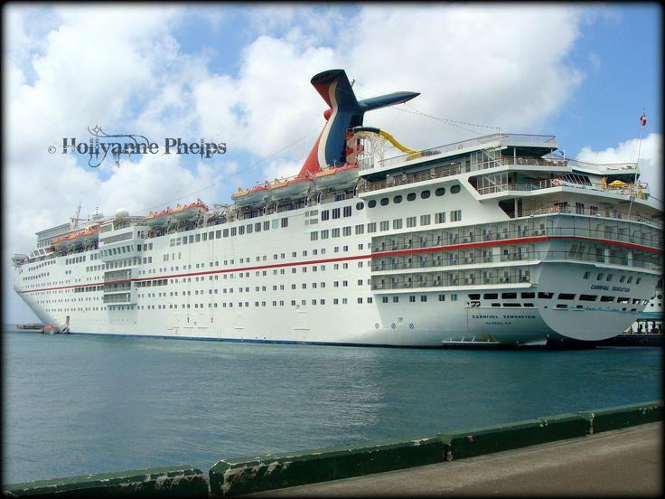 Our Cruise Ship  Carnival Sensation  Travel  Pinterest