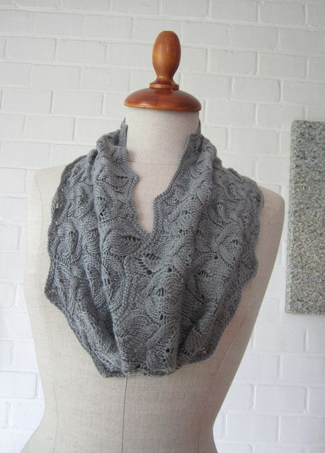 Infinity Scarf Knitting Pattern Ravelry : To infinity and beyond pattern by Joji Locatelli