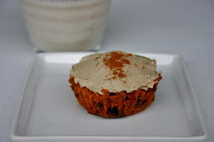 Raw carrot cake cupcakes   Healthy yumm   Pinterest
