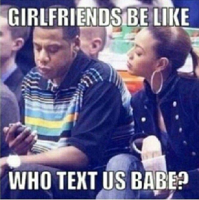 Girlfriend Jokes
