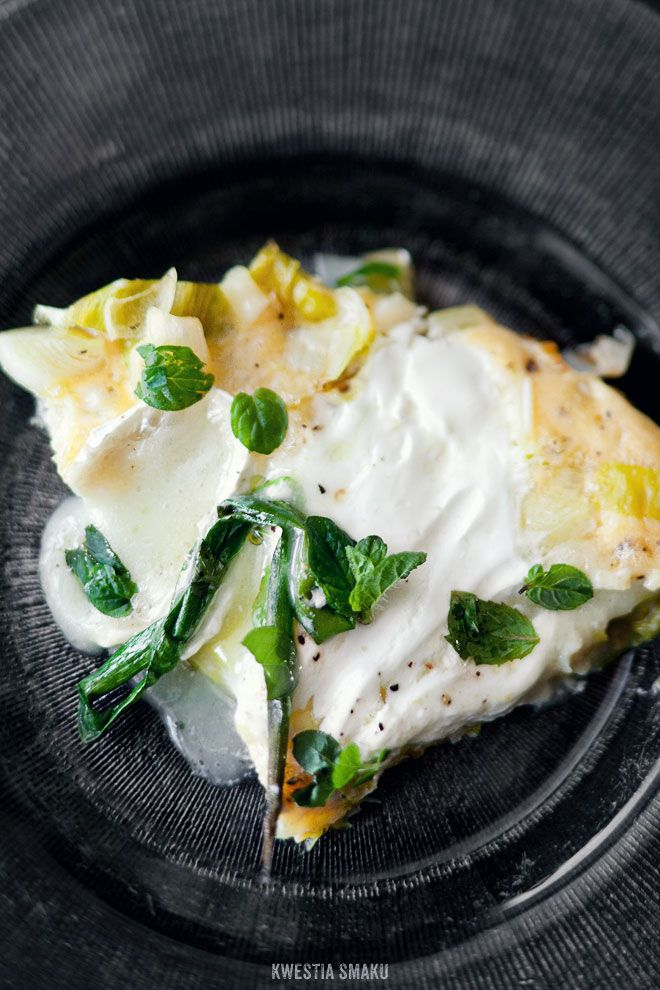 pockets of goat leek and goat cheese frittata leek goat s cheese ...