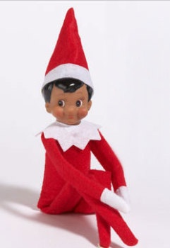 Elf on the Shelf Dark Skin ELF ON THE SHELF Pinterest