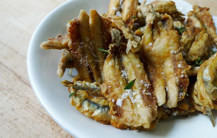 Fried anchovies | Me kitchen | Pinterest