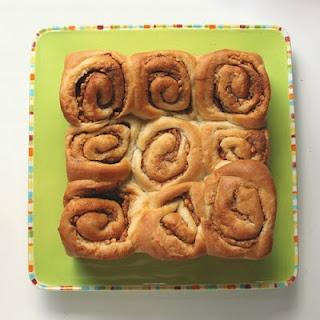 Peanut butter sweet rolls | Cinnamon rolls | Pinterest
