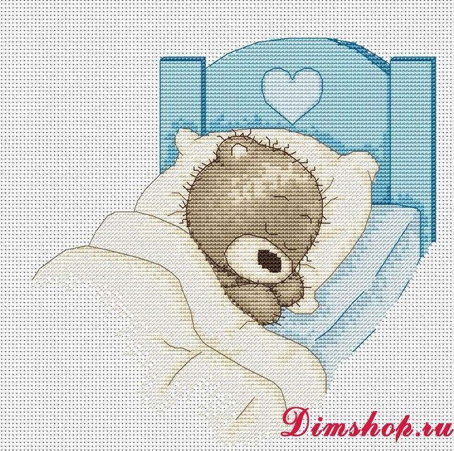 Набор для вышивания подушки крестиком Крепкая дружба Pako 003.224