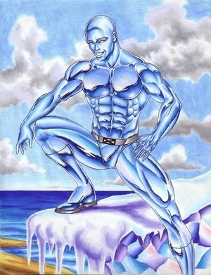 Iceman porn