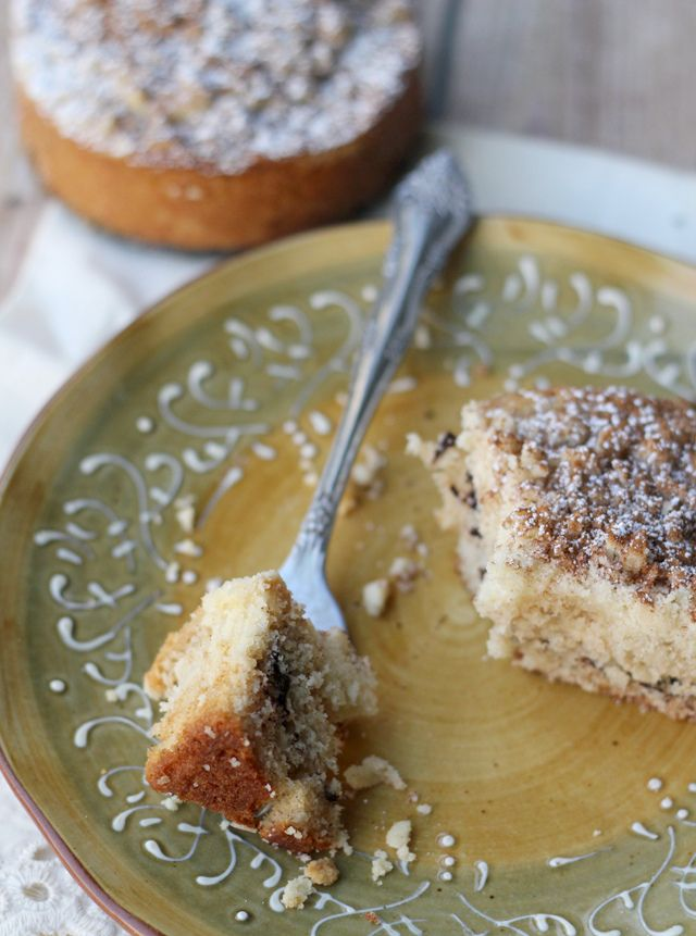 Bouchon Bakery Coffee Cakes - Joanne Eats Well With Others