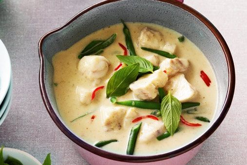 Chicken & Peanut Curry | Food & Recipe Ideas 2 | Pinterest