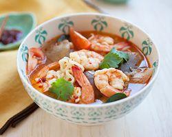 15-Minute Tom Yum Noodle Soup | Easy Asian Recipes at RasaMalaysia.com ...
