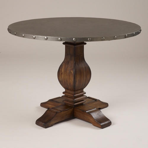 Cooper Round Dining Table Cooper Round Dining Table World Market