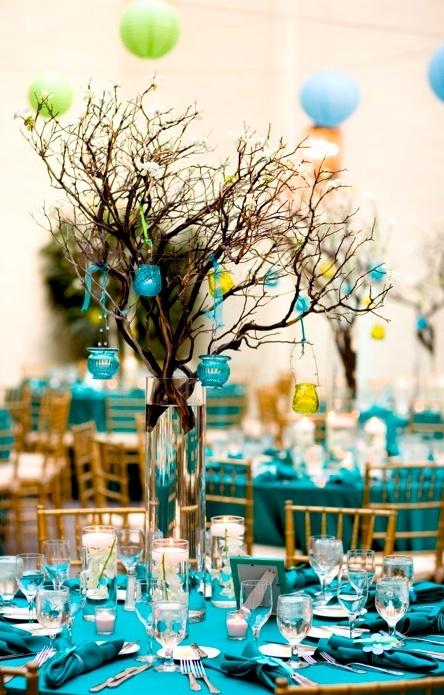 Simple ideas for a backyard wedding