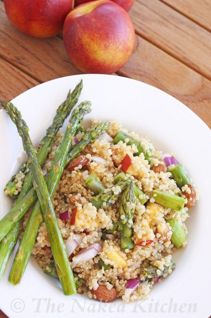 Summer Quinoa Salad | Eat to Live | Pinterest