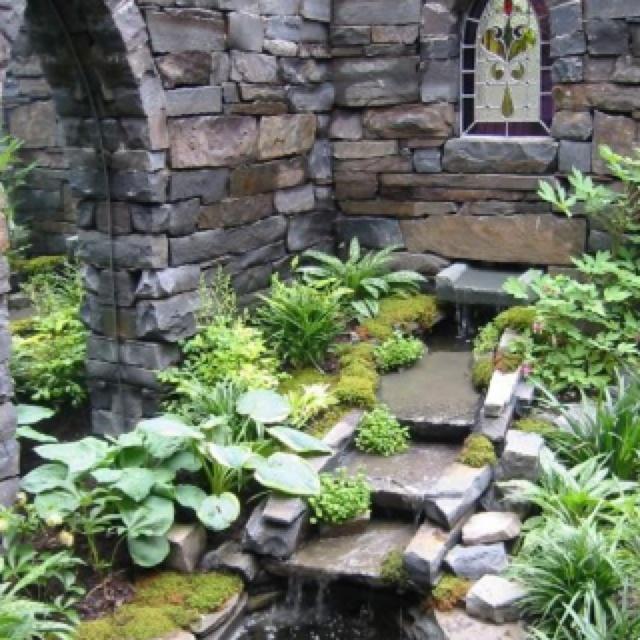 Beautiful my secret garden ideas pinterest for Secret garden designs