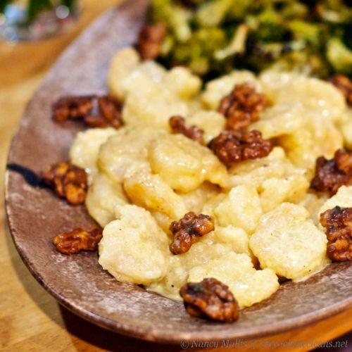 Honey Walnut Shrimp. (arrowroot flour, egg white, oil, mayo, lemon ...