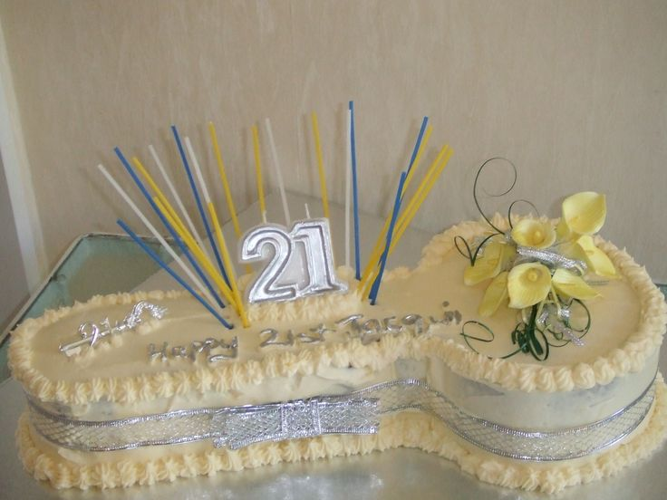 Key Cake Designs For 21st Birthday : Pin by Cakes For All Occasions on Birthday Cakes Pinterest