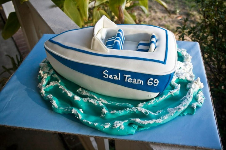 Speed boat cake ideas incorporated