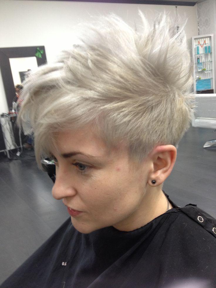 Frost blonde   Hair world   Pinterest