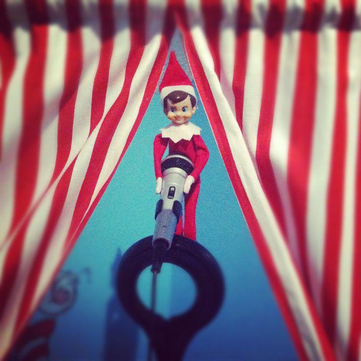Elf on the Shelf - Open Mic Night | Creative Elf on the Shelf Ideas ...
