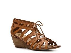 Crown Vintage Divina Wedge Sandal