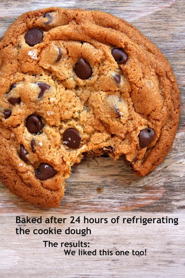 New York Times Chocolate Chip Cookies | Baking & Desserts to Try | Pi ...