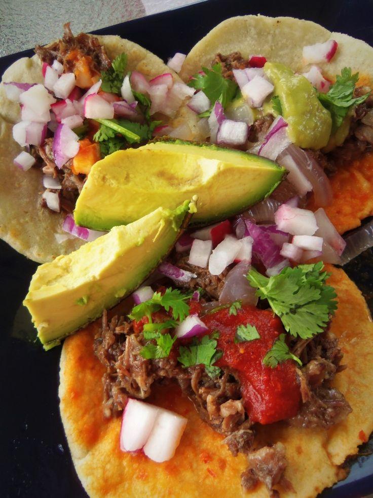 Homemade Corn Tortillas | Tex-Mex Recipes | Pinterest