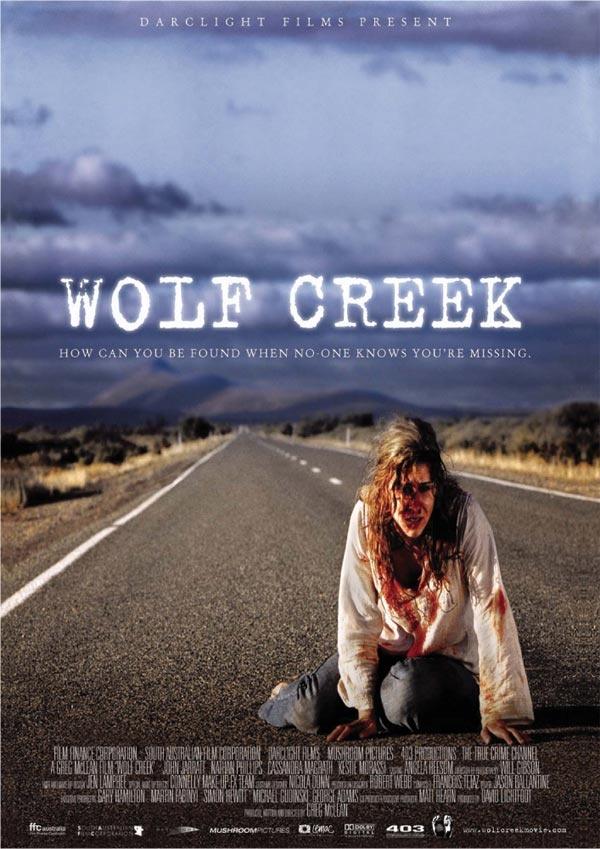 quotwolf creekquot movie posters pinterest