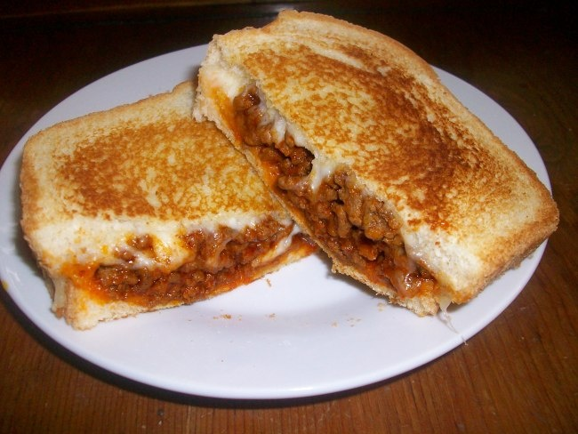 Grilled Chili Cheese Sandwiches | My Little Corner of the Kitchen | P ...