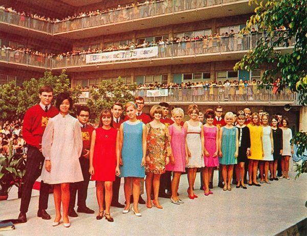 Fashion schools in ca 90