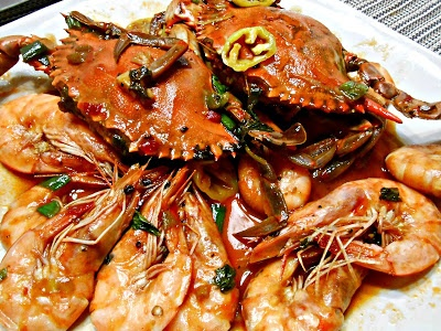 Singapore-Style Chili Crab and Shrimp | Eat: Seafood - Shrimp and She ...
