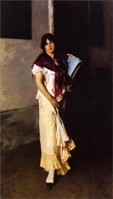 Mrs. Henry White - John Singer Sargent