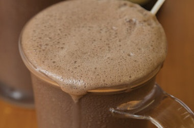 Chocolate-Guinness Shake   Recipes I Want To Try   Pinterest