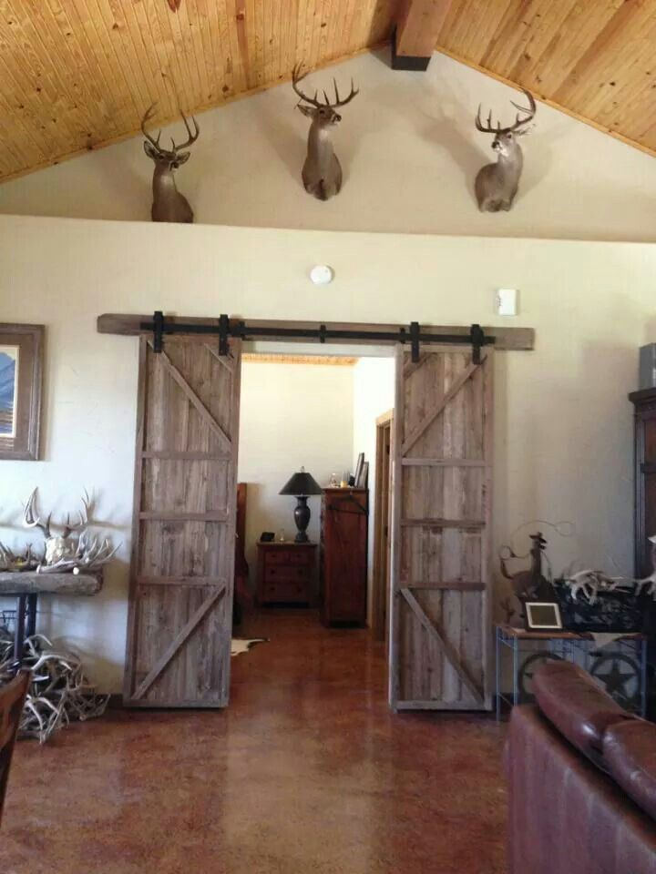 Master Bedroom Entrance Ranch Style Dream Home Ideas Pinterest