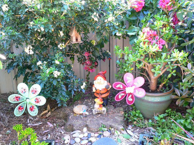 fairy garden | Garden Fairy House | Pinterest