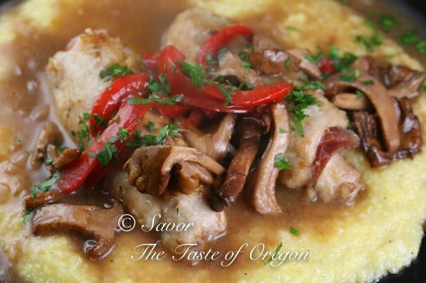 Pork Saltimbocca alla Romana alla Oregona | What i have actually ...