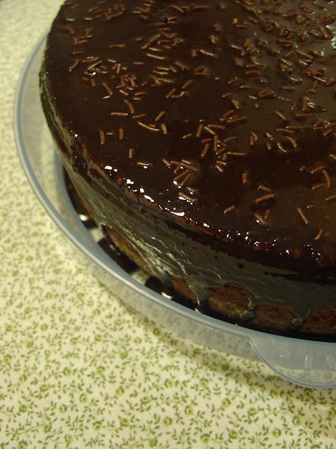 bolo chocolate rapido e simples