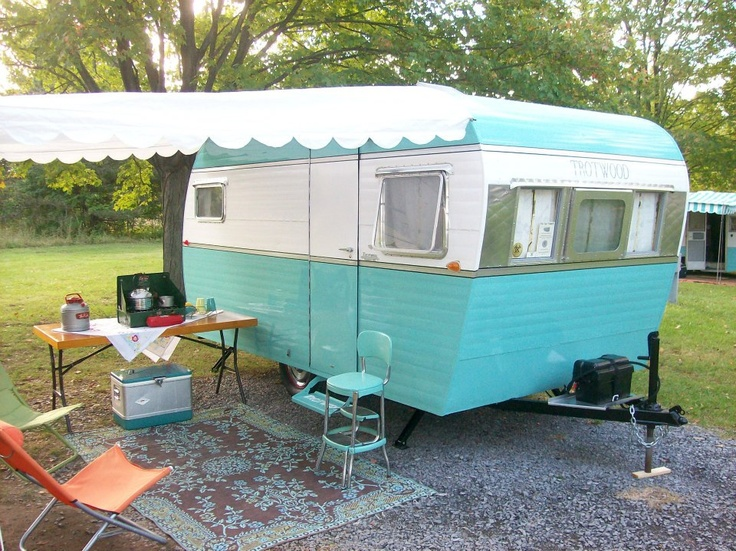 New  Camper Trailers On Pinterest  Vintage Campers Trailers Space Trailer