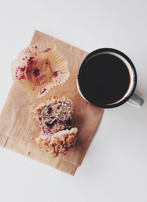 Blackberry, Lemon, And Thyme Muffins Recipes — Dishmaps