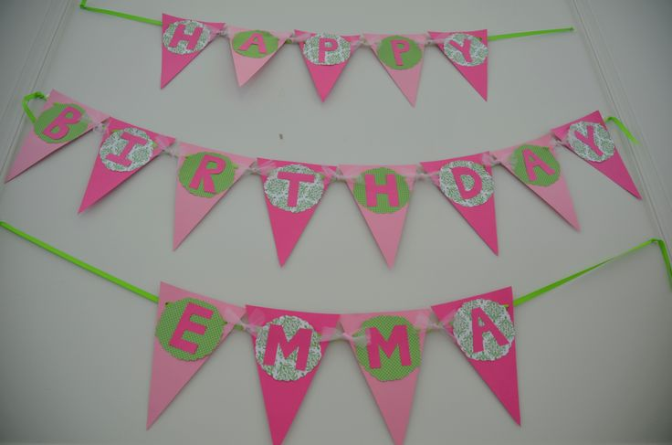 diy birthday banner ideas diy first birthday banner