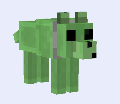 Pink slimes minecraft google search alexys pinterest for Minecraft fish skin