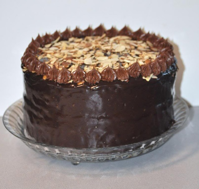 Almost Too Much Chocolate Cake | Cakes & Cupcakes | Pinterest