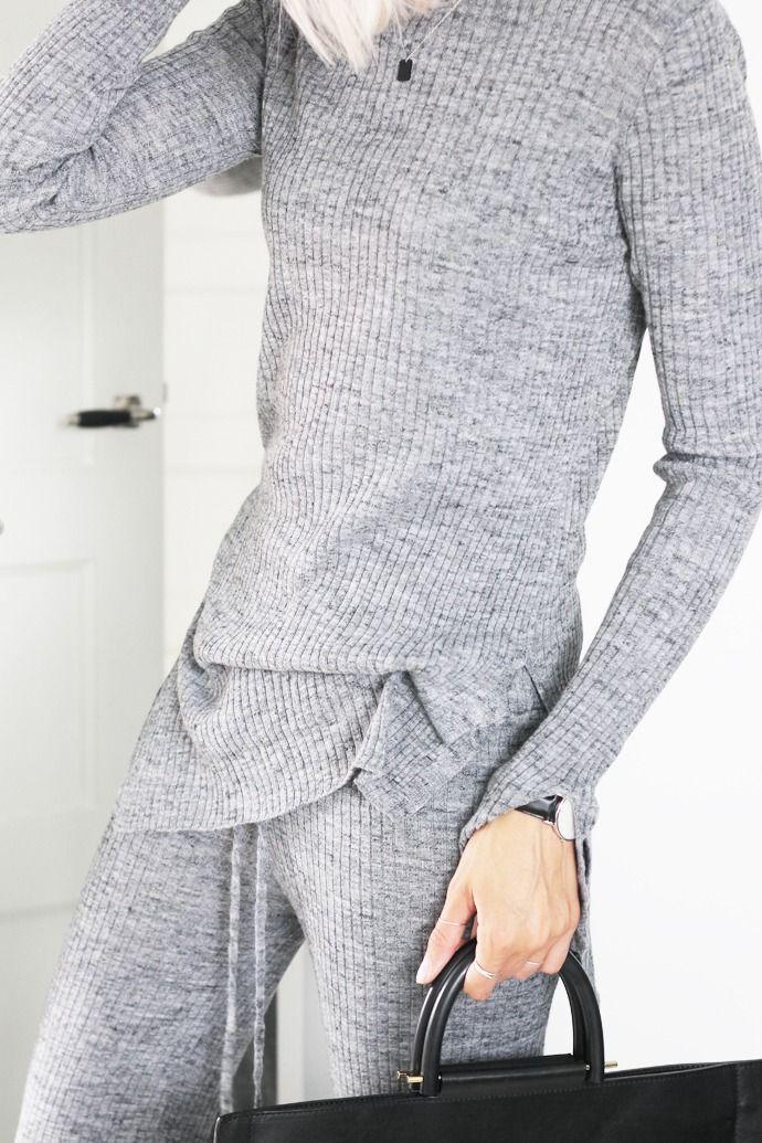 """knit trousers & top | MyDubio"