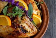 Orange Marinated Chicken | BBQ # SMOKING # GRILLING | Pinterest