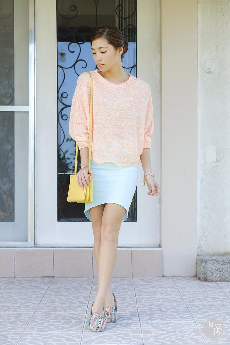 Pastels and Sneakers | Thirstythought