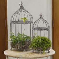 Metal Decorative Birdcages