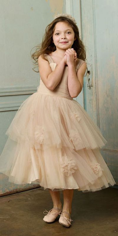Flower Girl Dress Fall Wedding Pinterest