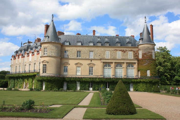 Rambouillet France  city photos gallery : Chateau de Rambouillet, France | Architecture | Pinterest