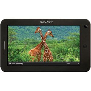 "CrystalView E-Pad Touch with WiFi 7"" Touchscreen Tablet PC Featuring"